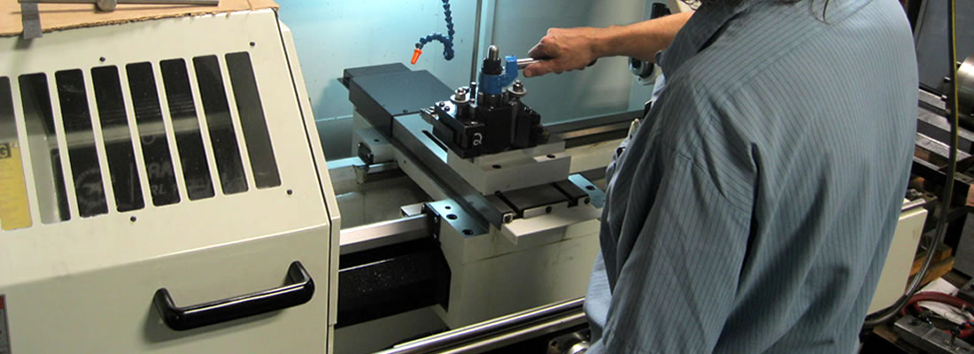 Machining Services and Shop